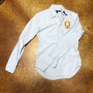 Ralph Lauren Sport Button Up